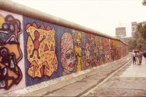 """Το τείχος """"απ' έξω"""""""