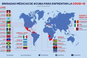 The Cuban Henry Reeve International Medical Brigade Deserves the Nobel Peace Prize!